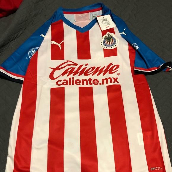 9b5dcb54746 Puma Other | Club Guadalajara Chivas Jersey 2020 Mexico | Poshmark